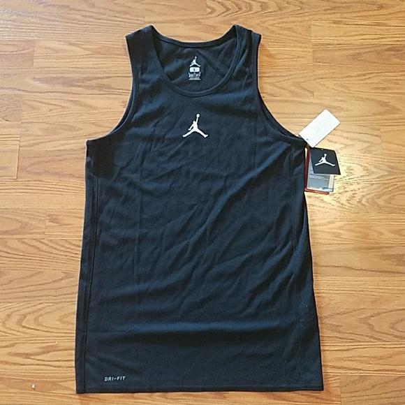 d923e8a0f11ab0 Men s Nike Jordan Dri-fit Tank Top